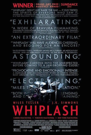 Whiplash – film review. Brilliant film about a drummer, his mentor and how far someone should be pushed