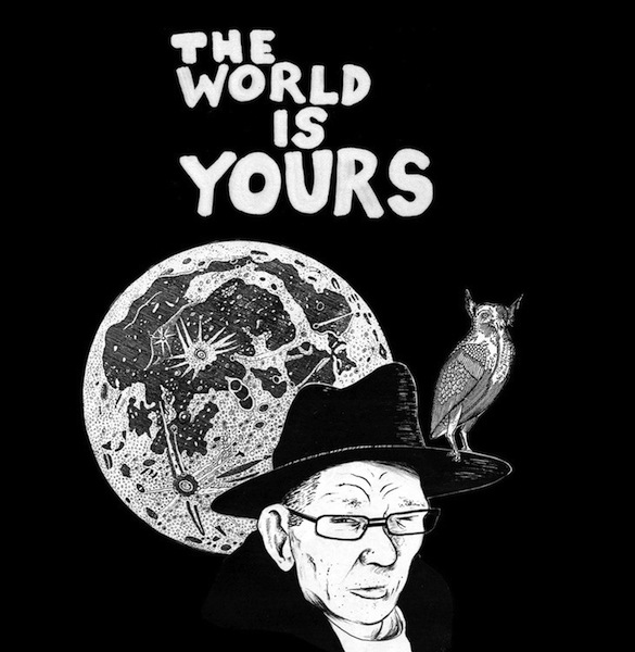 The World Is Yours is a brilliant tribute compilation in honour of Peter Kemp and featuring loads of great bands