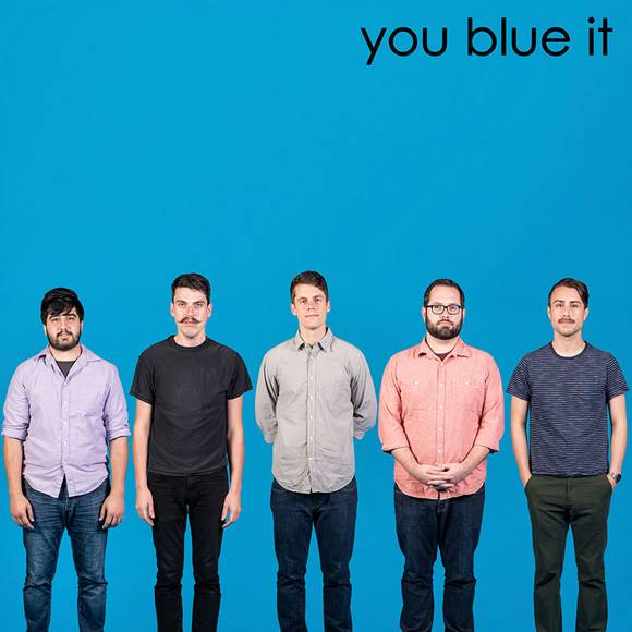 You Blew It! You Blue It EP cover